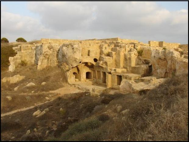 Cyprus, tombs of the kings, historic places, tombs, travel, photography