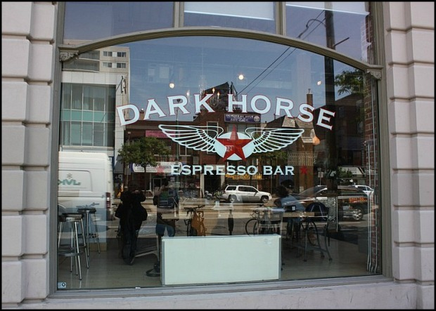 Coffee, coffee shops, Dark Horse, Spadina Avenue, Toronto, Ontario, travel, photography, travellersoul76