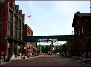 Distillery District, Toronto, Ontario, Canada, travel, photography, travellersoul76
