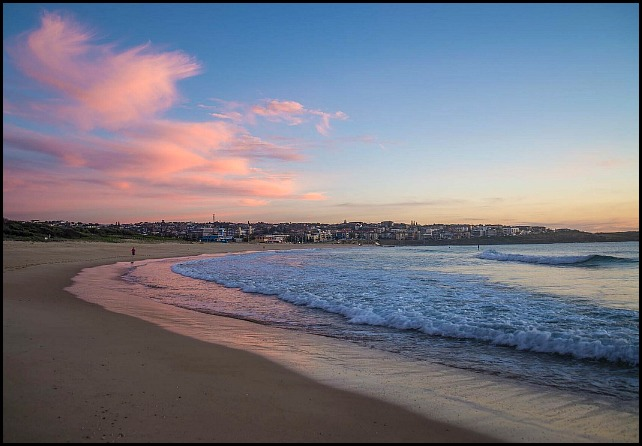 Maroubra Beach, beach, Sydney, Australia, travel, photography, outdoors, beauty, nature