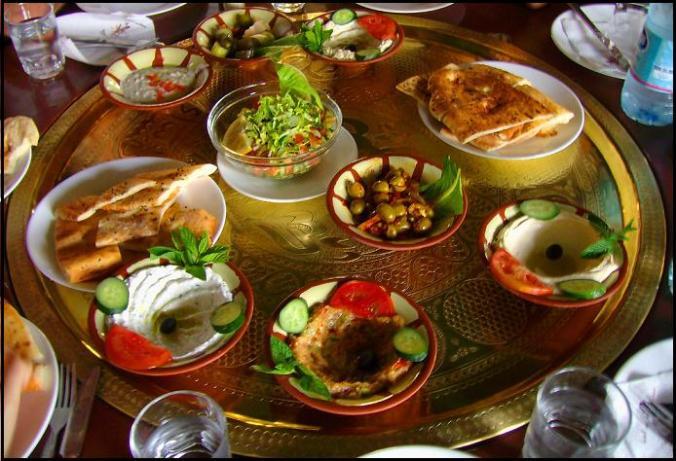 Cyprus, food, Metzes, Mediterranean, travel, photography
