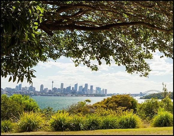 Nielsen Park, Sydney, Australia, outdoors, park, view, travel, photography