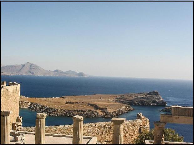 Cyprus, ruins, Mediterranean, stones, travel, photography
