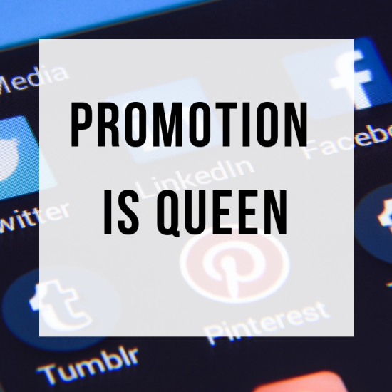 Promotion is queen don't you agree? You may have great content but it takes strategic promotion and sharing on as many social media platforms to get more blog post shares! Here are 5 helpful tips. #blogging #bloggingtips #socialmedia #socialmediacontent