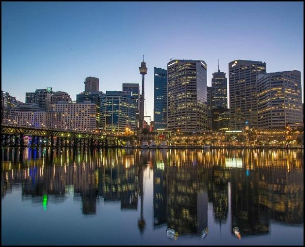 Sydney, Australia, skyline, travel, photography, view of the harbor