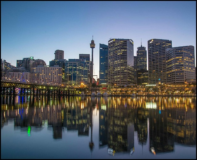 Sydney, Australia, skyline, travel, photography, view of the harbor