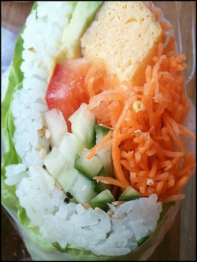 Japan, sushi, veggie sushi, food, foodie, food porn, food photos, travel, photography, travellersoul76, food shots