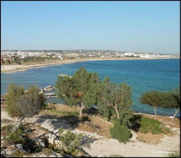 Cyprus, Ayia Napa, beach, seaside town, Mediterranean, travel, photography