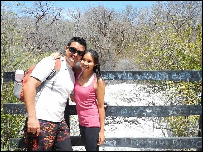 Yeison and Samantha, Mytanfeet , Costa Rica, Bloggers, travel
