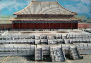 Beijing, China, Forbidden City, Miniature, Aiins World, Bucheon, South Korea, Theme Park, travel, photography, TS76