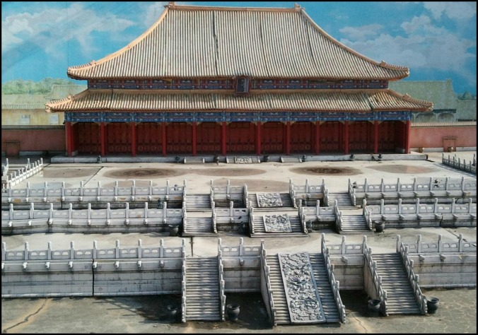 Beijing, China, Forbidden City, Miniature, Aiins World, Bucheon, South Korea, Theme Park, travel, photography, TS76