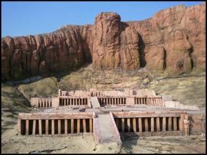 Nubia, Egypt, Abu Symbel, temples, Miniature, Aiins World, Bucheon, South Korea, Theme Park, travel, photography, TS76