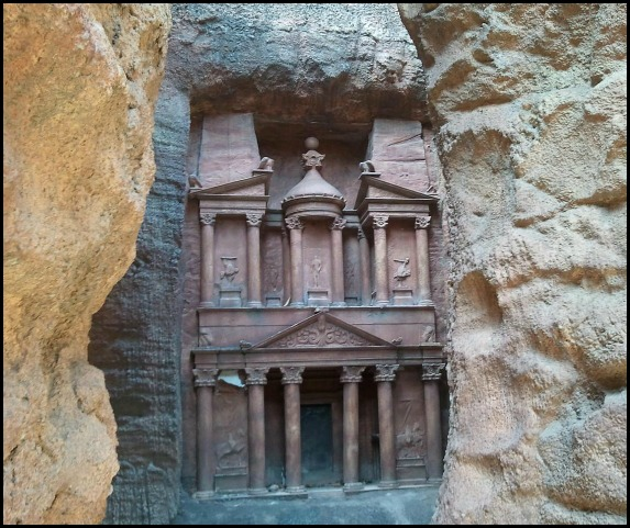 Petra, Jordan, Miniature, Aiins World, Bucheon, South Korea, Theme Park, travel, photography, TS76