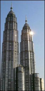 Kuala Lumpur, Malaysia, Petronas Towers, Miniature, Aiins World, Bucheon, South Korea, Theme Park, travel, photography, TS76