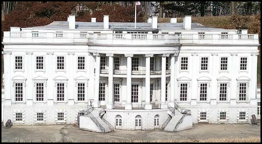 Washington D.C, White House, USA, Miniature, Aiins World, Bucheon, South Korea, Theme Park, travel, photography, TS76