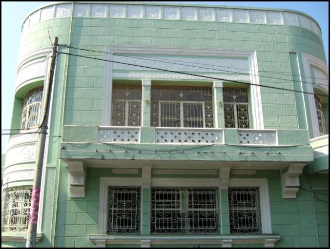 Centro de Artes de Occidente, Santa Ana, architecture, exterior, travel, photography, TS76