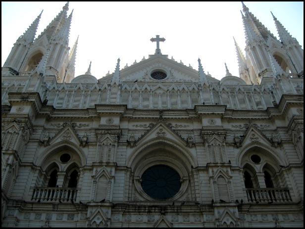 Fachada, cathedral, Santa Ana Cathedral, Catedral de Santa Ana, El Salvador, Centro America, travel, photography, architecture, TS76
