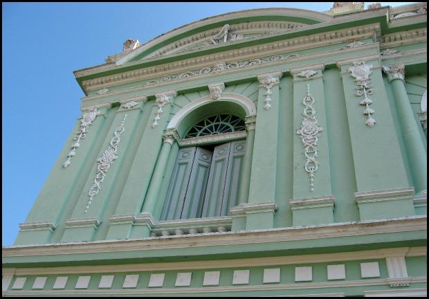 Fachada, Teatro de Santa Ana, Santa Ana Theatre, architecture, building, El Salvador, travel, photography, TS76