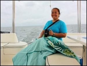 Smoke and Roses, Catamaran, SW FL, Florida, sailing, private charter, Charlotte Harbor, travel, TS76, blanket & hot chocolate