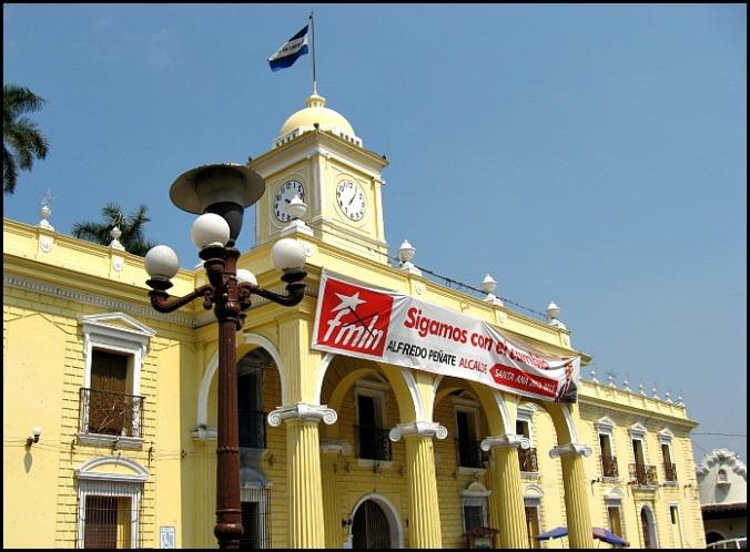 Palacio Municipal, Santa Ana, El Salvador, travel, photography, architecture, ES impressive, TS76