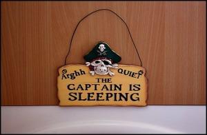 Smoke and Roses, Catamaran, SW FL, Florida, sailing, private charter, Charlotte Harbor, travel, captain sleeping sign, TS76