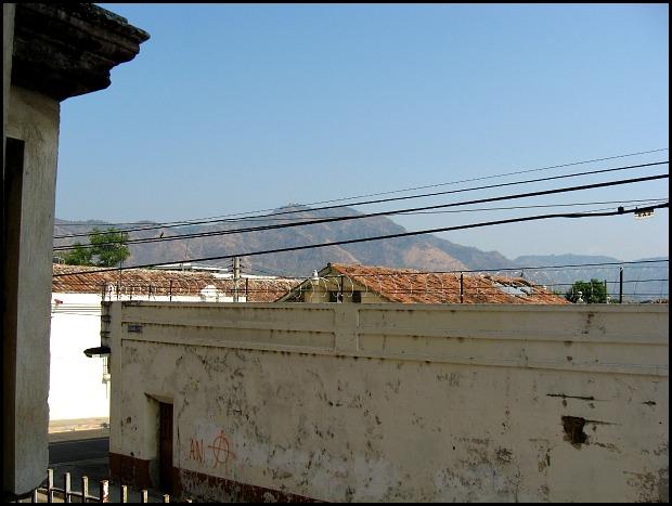 view, exterior, nature, cathedral, Santa Ana Cathedral, Catedral de Santa Ana, El Salvador, Centro America, travel, photography, architecture, TS76