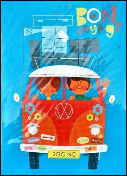 travel, greeting card, bon voyage, bon voyage greeting card, photography, ts76