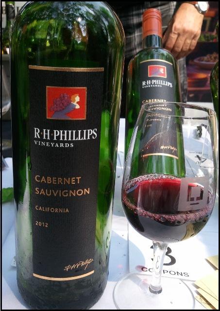R.H Phillips, Cabernet Sauvignon, California, wine, wine bottles, Terrebonne, Quebec, Lanaudiere, Festival Vins et Histoire Terrebonne 2014, Vieux-Terrebonne, TS76, photography, travel