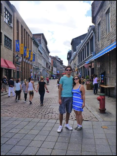 Justin and Lauren, bloggers, travel, Montreal, Quebec, photography,
