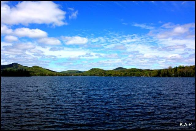 Lac Superieur, Superior Lake, Laurentians, Laurentides, Quebec, Canada, travel, photography, TS76