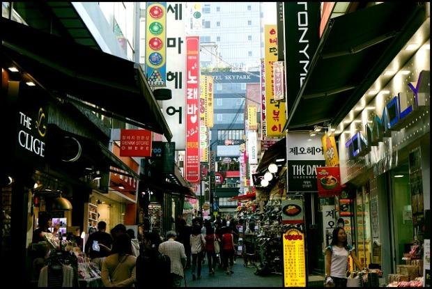 Seoul, South Korea, travel, photography, Namdaemun Market, Asia