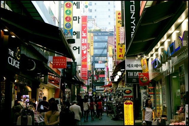 Seoul, South Korea, travel, photography, Namdaemun Market, Asia