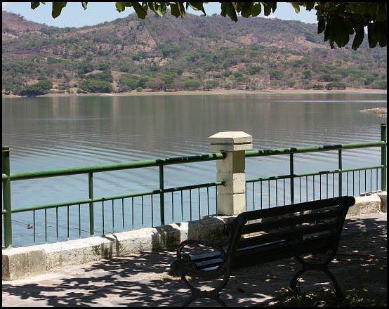 view, bench, Suchitoto, El Salvador, travel, photography, TS76