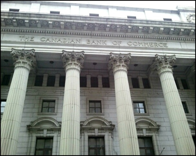 Canadian Bank of Commerce, Old Montreal, MTL, Montreal. architecture, travel, photography, TS76