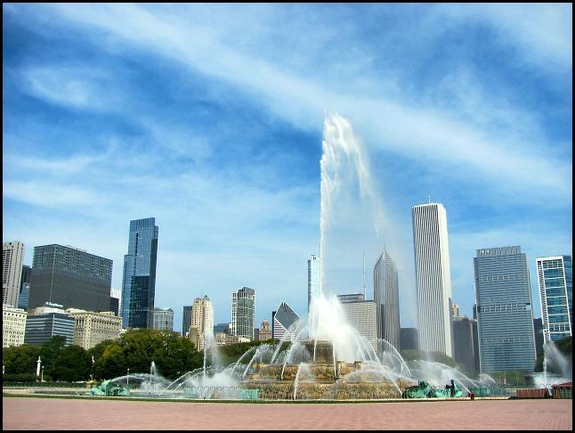 Chicago, Illinois, Windy city, architecture, skyline, travel, photography