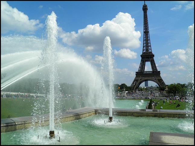Eiffel Tower, Tour Eiffel, Paris, France, travel, photography