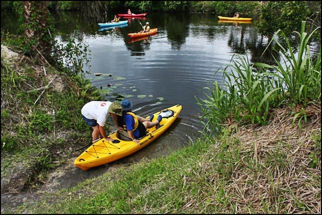 Phoenix Rising, Kayak, Kayaking, sports, outdoors, Charlotte Harbor and the GFu