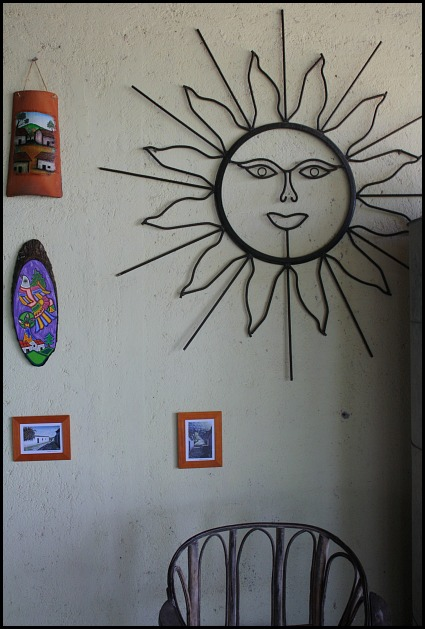 Mural decor, decor, Suchitoto, El Salvador, travel, photography, TS76