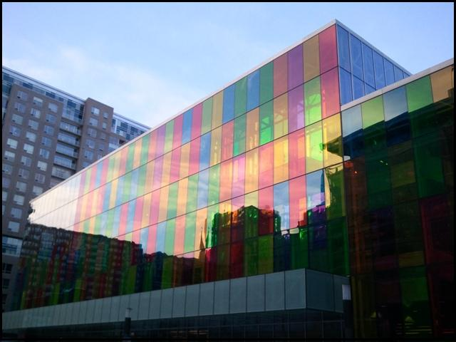 Palais des Congrès, Convention Center, MTL, Montreal. architecture, travel, photography, TS76