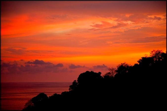 Amazing, Sunset, Parador Resort & Spa, Costa Rica, nature, atardecer, photography