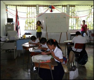 Anita Primary School, Costa Rica, travel, photography, TS76, Pack For a Purpose, social good