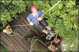 Canopy Safari, Canopy Safari Tour, Costa Rica, Central America, Karla, TS76, travel, photography, canopy, zip lining, adventure