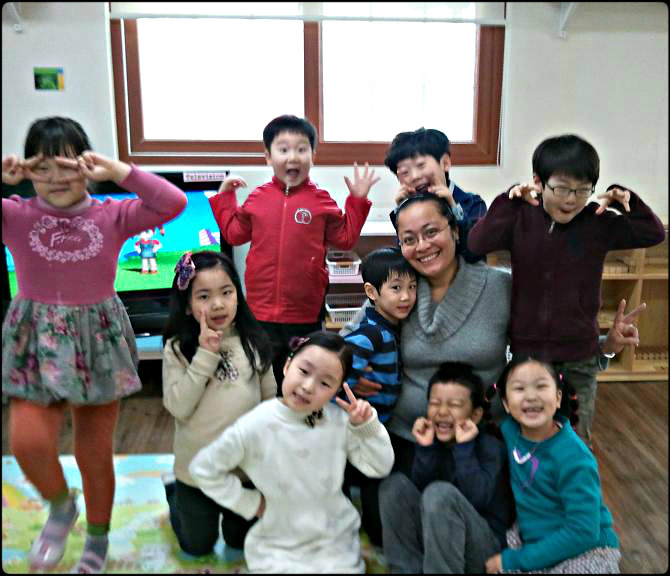 ESL, ESL teaching, South Korea, Travellersoul76, TS76, teaching, passion