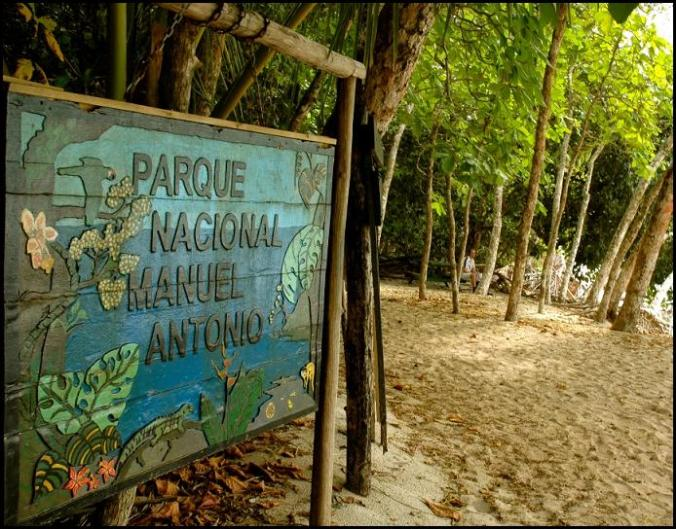 Manuel Antonio, National Park, Costa Rica