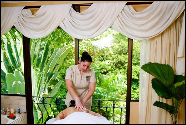 Massage, Parador Resort & Spa, Costa Rica