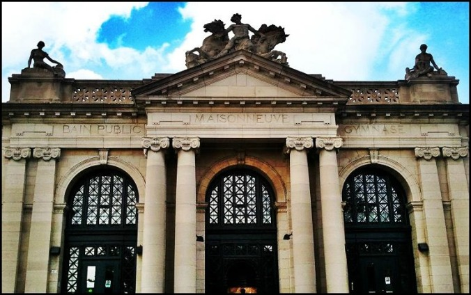 Montreal, Quebec, architecture, travel, photography, arches, TS76
