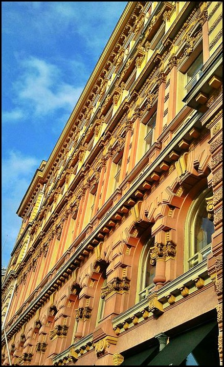 Helsinki, Finland, architecture, travel, photography, arches, TS76