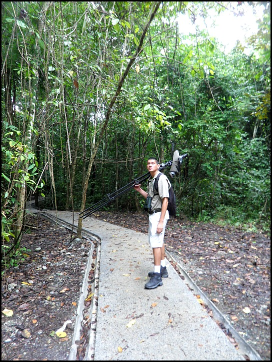 Elias Mora, Certified Guide, Parque Nacional Manuel Antonio, Costa Rica, Park, nature, travel, photography, TS76