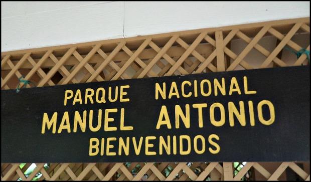 Parque Nacional Manuel Antonio, Costa Rica, Park, nature