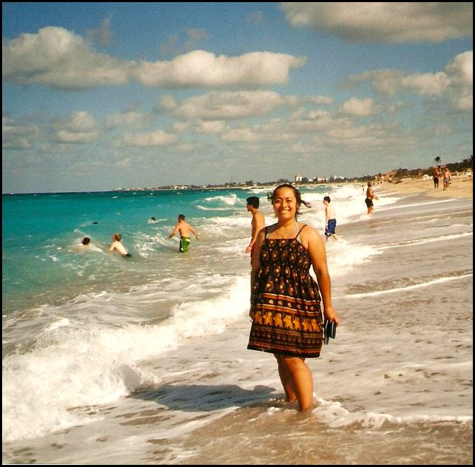 Karla A.P, TS76, Varadero, Cuba, travel, photography